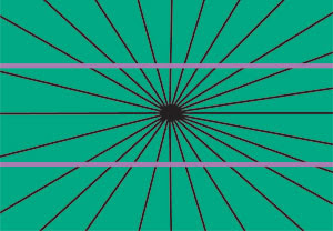 coloredlines Illusion