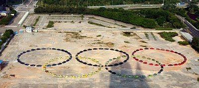 Olympic logo by 139 Cars