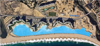 Largest Swimming Pool