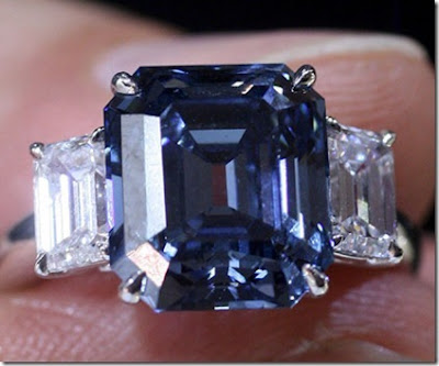Most Expensive Flawless Blue Diamond