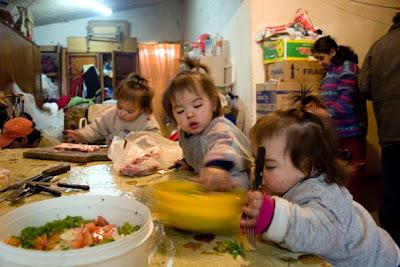 deliveries of triplets girl