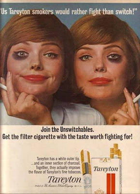 Vintage Cigarette Ads