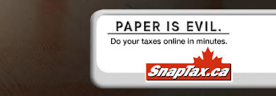 Paper is Evil Advertisements