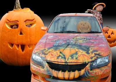 Top 20 Halloween costumes for your car