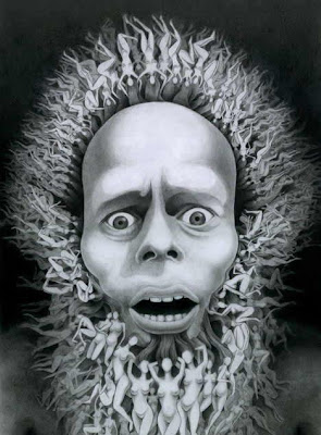 Amazing Surreal Art Drawings (NSFW)