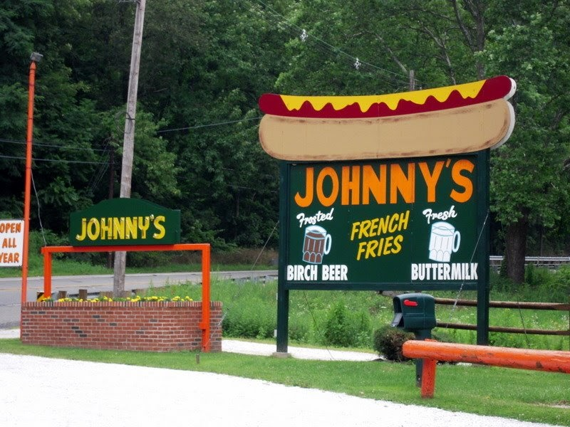 Dine O Mite Hot Dog Johnny S In Buttzville Nj