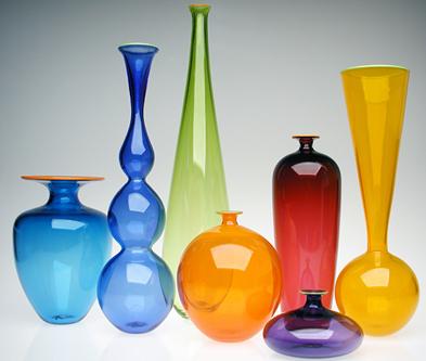 Objetos con vidrio tsuga studios de nicholas kekic for Objetos hechos con marmol