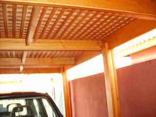 Cobertizos de madera artesanales for Cobertizos de madera baratos