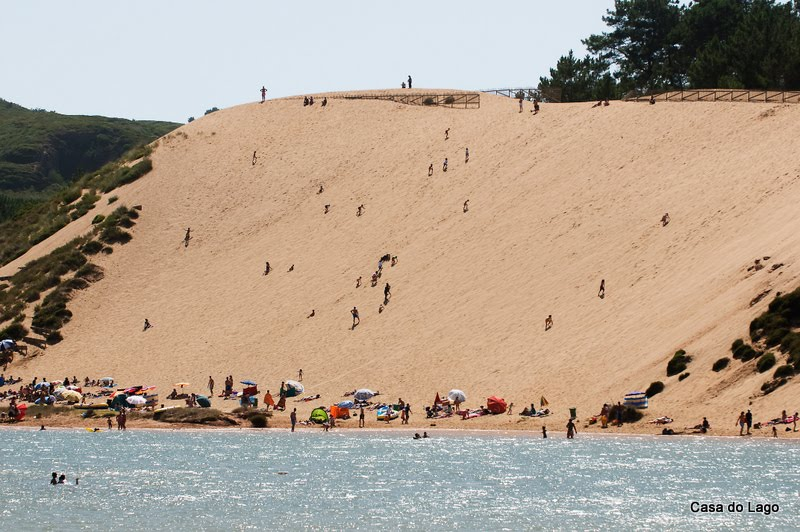 Dunes At Salir do Porto