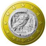 1 евро греция