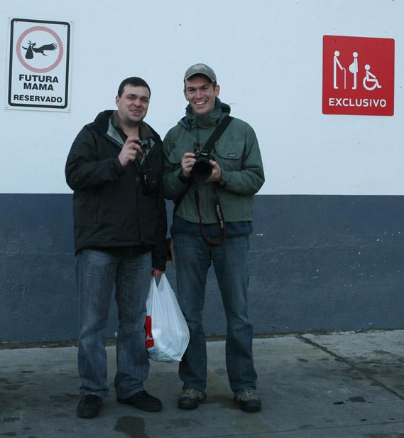 Flyfishing Russia  Punta Arenas  Chilean Patagonia