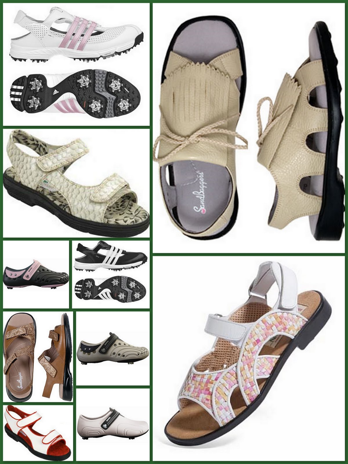 """Warm weather golf calls for summer """"lite"""" golf shoes! Shed the winter  leather shoe for some light weight ed7073068b6"""