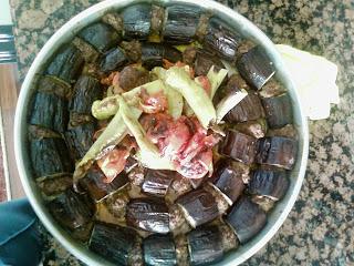 Gaziantep usulü patlıcan kebabı,kolay tarif,patlıcan kebabı yapılışı,resimlerle patlıcan kebabı tarifi,resimli patlıcan kebabı yapılışı