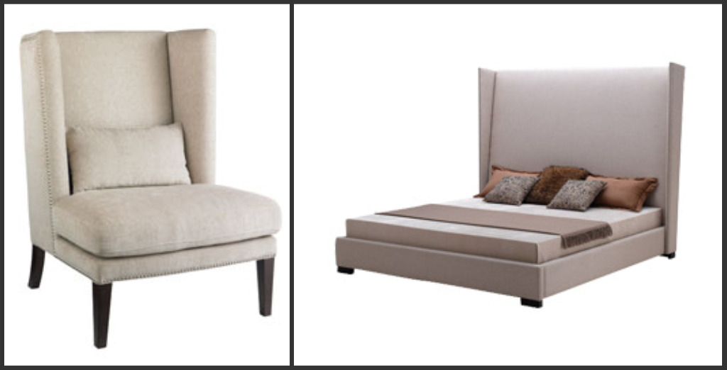 Phoenix in the city sunpan imports for End of bed chair