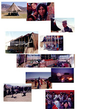 Il'e Qashqa'i - pastori nomadi dell'iran centrale - documentazione antropologico.etnografica 99-00