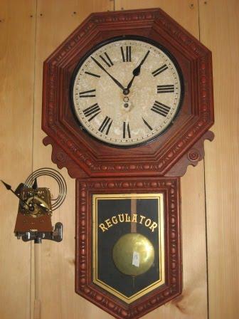 Clock 17