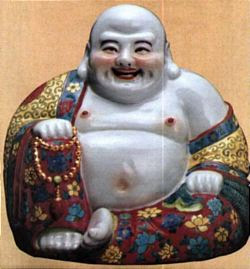 Did the Buddha have a Sense of Humour?
