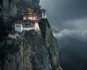 Tiger's Nest Monastery Bhutan