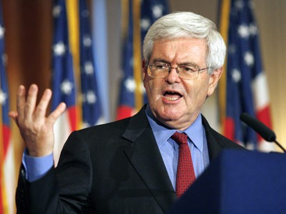 time magazine newt gingrich man of the year. hoping enough time has