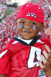 Kades first Utah game 2009