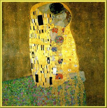 'the kiss' klimt