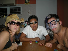 Poker Faces in PR...Jenna ..B & Paulie