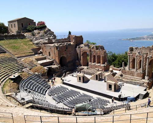 17 17 Stunning Auditoriums & Theatres From The Ancient World
