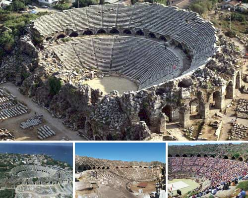 5 17 Stunning Auditoriums & Theatres From The Ancient World