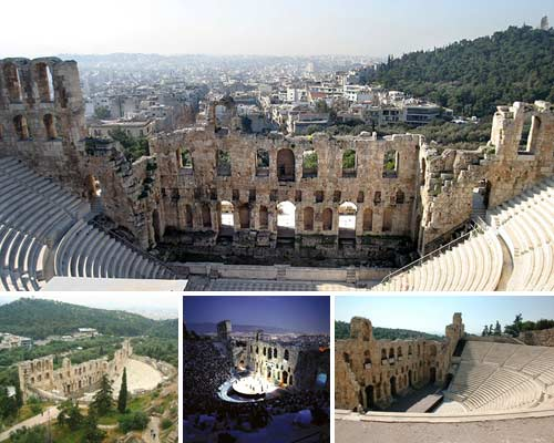 4 17 Stunning Auditoriums & Theatres From The Ancient World