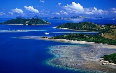 Most Beautiful Island Archipelagos