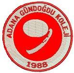 """Adana Gündogdu Koleji"" Logo"