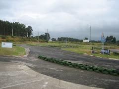 circuito de karts de La Belga