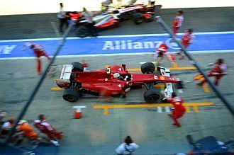 """Alonso en Monza: """"Somos competitivos en los tres sectores""""  Boxfer"""