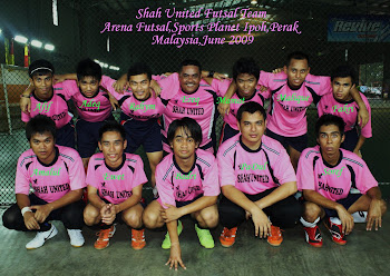 SHAH UNITED PLAYERS KL 2009