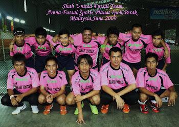 SHAH UNITED PLAYERS KL 2009