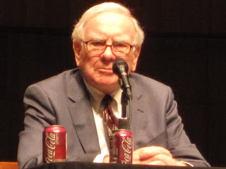 warren buffett coke