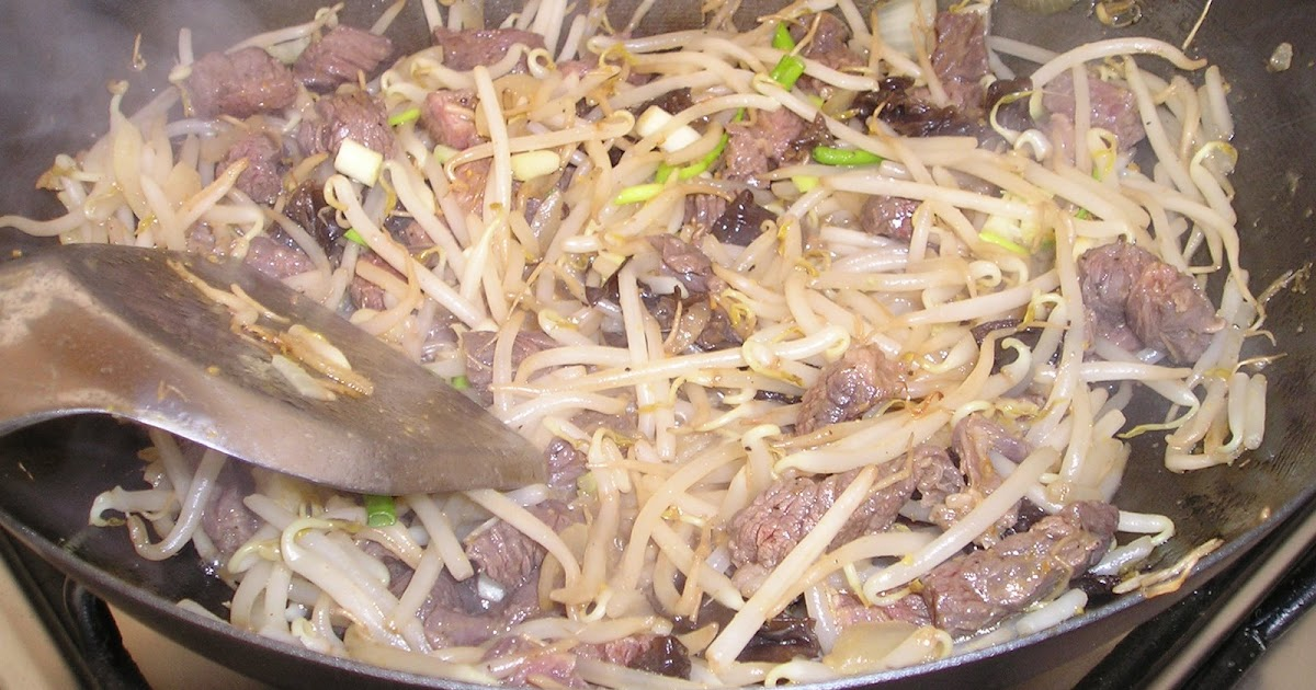 Le canard du m kong boeuf aux germes de soja - Cuisiner les germes de soja ...