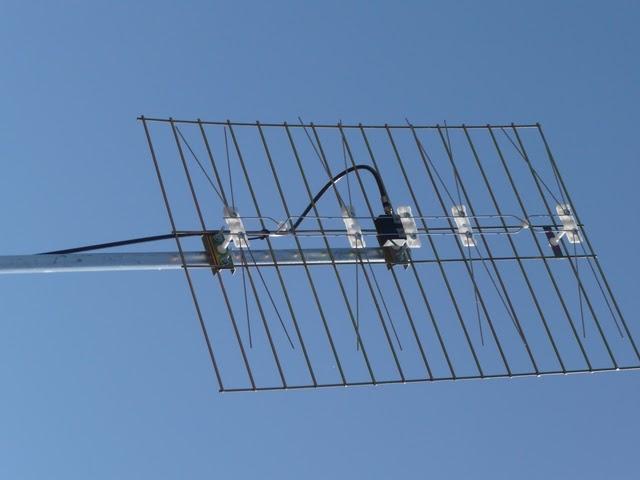 Y se hizo de noche nueva experiencia con tdt argentina for La mejor antena tdt interior