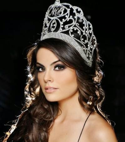LAS VEGAS -- A 22-year-old Mexican woman has won the Miss Universe pageant ...