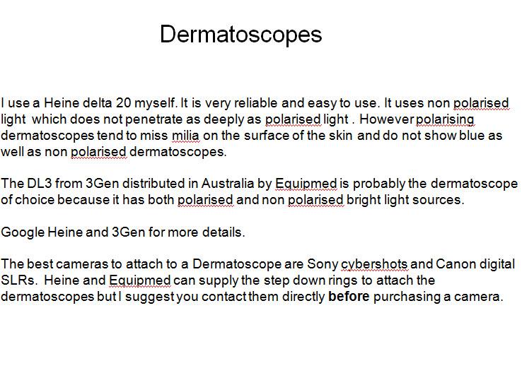 Dermoscopy Made Simple 2010