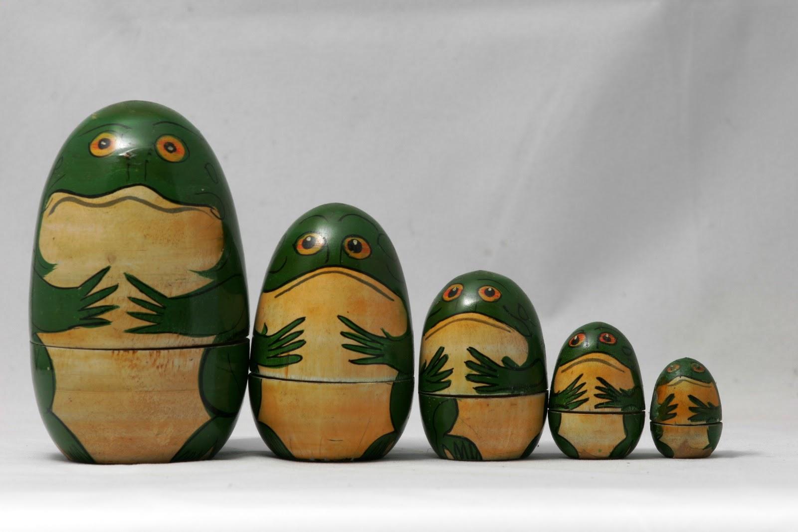 Kuwento Ni Kapitan Kokak Frogs As Fertility Symbols