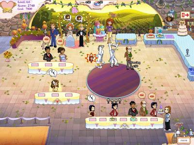 Game Wedding Dash 4-Ever 4