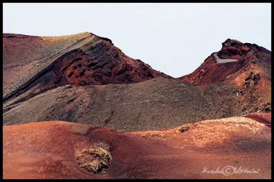 Dettaglio vulcanico