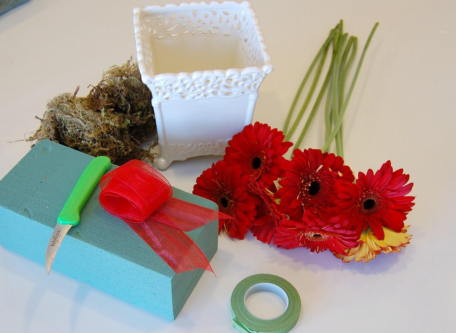 I Heart Salt Lake Make Your Own Valentine Flower Arrangements