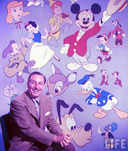 WALT DISNEY from LIFE