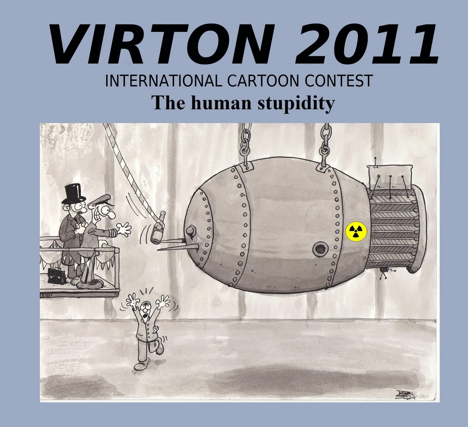 cartoon and humor contest