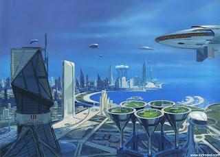 Konsep Kota Masa Depan Yang Menakjubkan