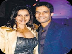 SANIA MIRZA'S ENGAGEMENT