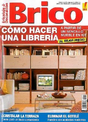 De vino y tequila revista brico 170 bricolaje y decoraci n - Bricolaje y decoracion ...