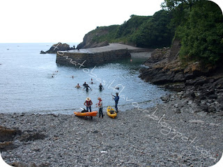 Stackpole Bay